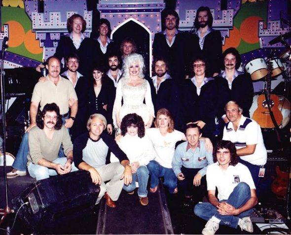 Dolly band Las Vegas 1981
