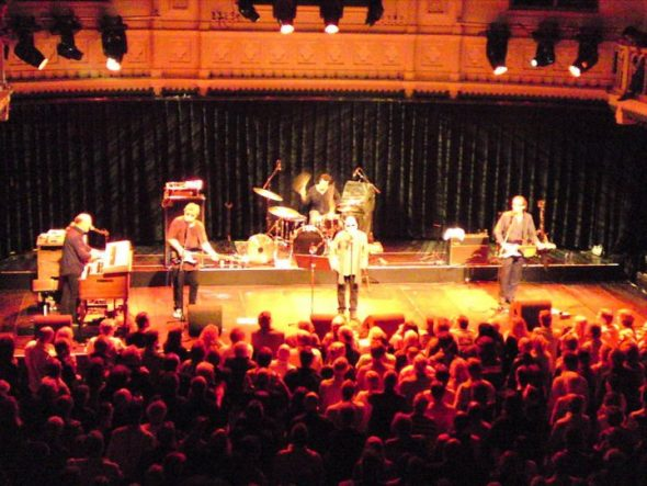 Eric Burdon & the Animals at Paradiso, Amsterdam