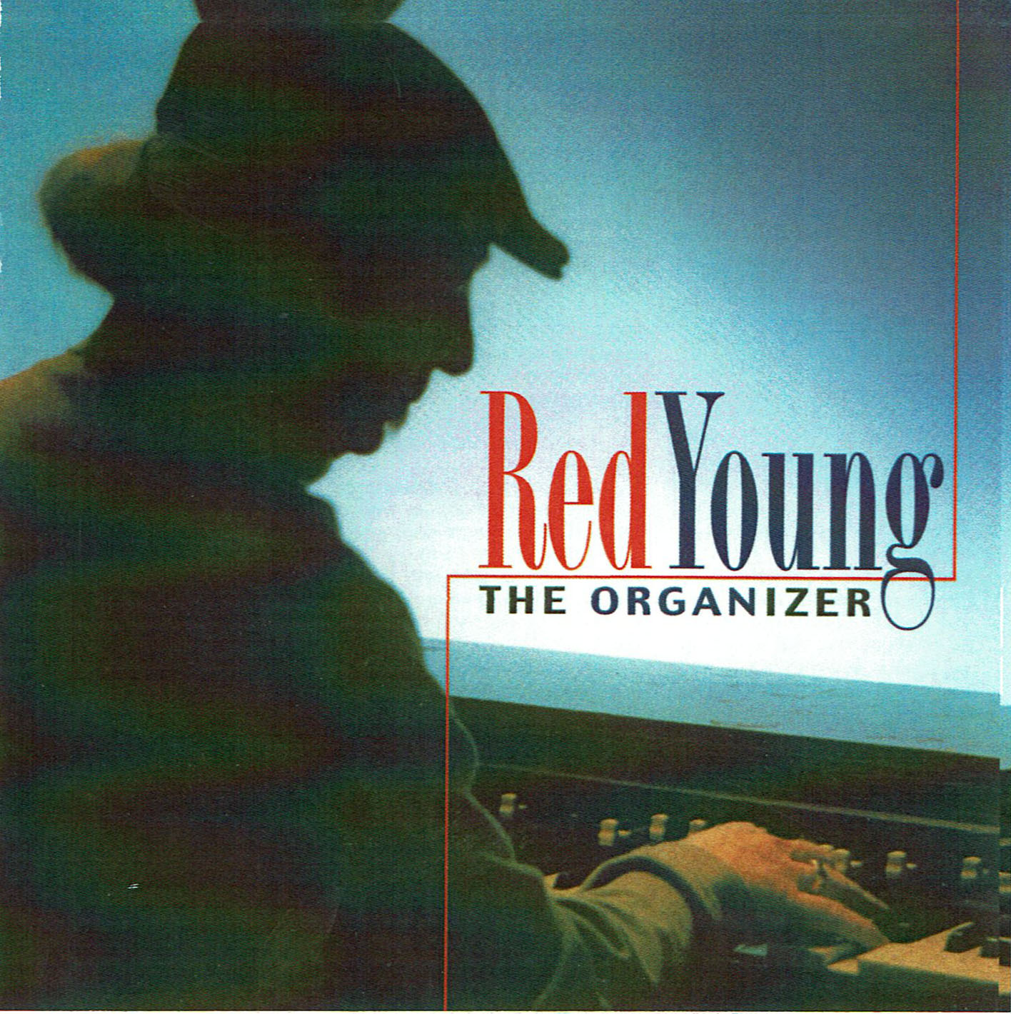 Red Young / The Organizer * cd & mp3