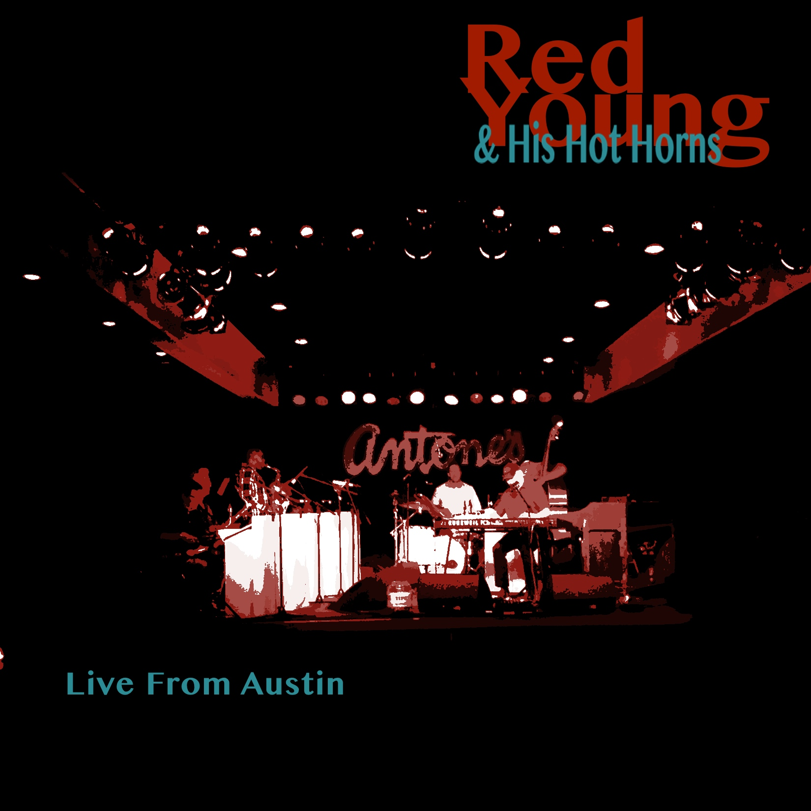 Red Young & His Hot Horns * CD & MP3